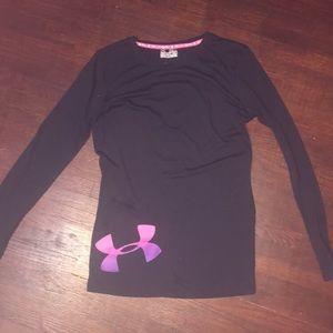 UA Longsleeve black shirt